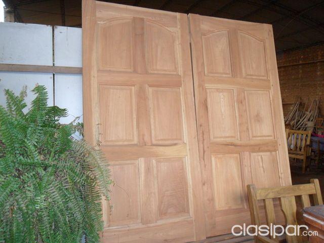 Puertas De Madera 467753 Clasipar Com En Paraguay