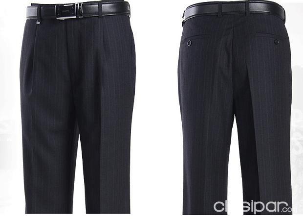Pantalones De Vestir Y Sport Elegante Sobre Medida Para
