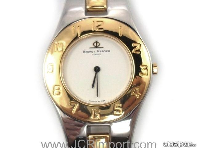 b8705518904f Relojes - Joyas - Accesorios - JCR vende reloj BAUME   MERCIER Linea para  Dama.