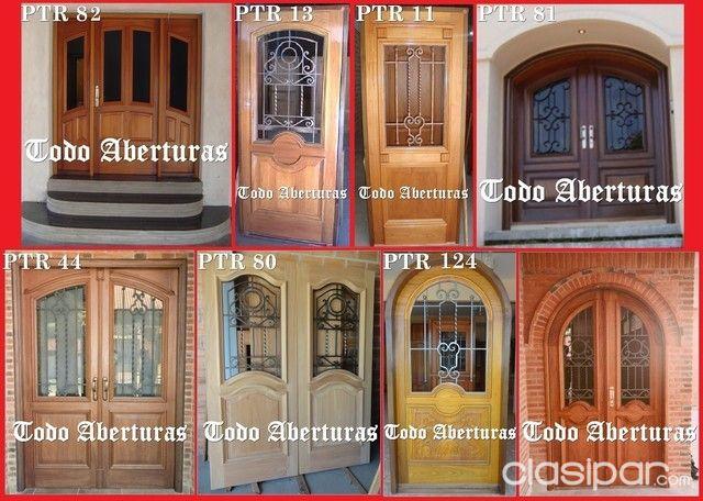 CARPINTERIA DE MADERA Puertas, ventanas, placares, mueble de cocina ...