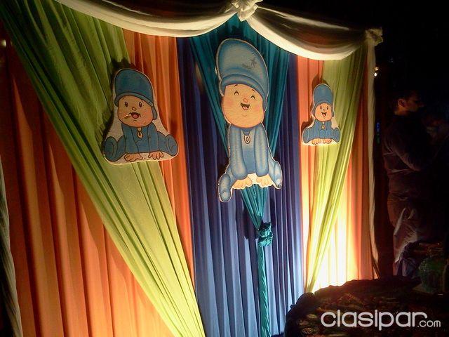 Buen Servicio De Decoracion Para Cumpleanos Infantiles 112224 - Decoracin-cumpleaos-infantiles