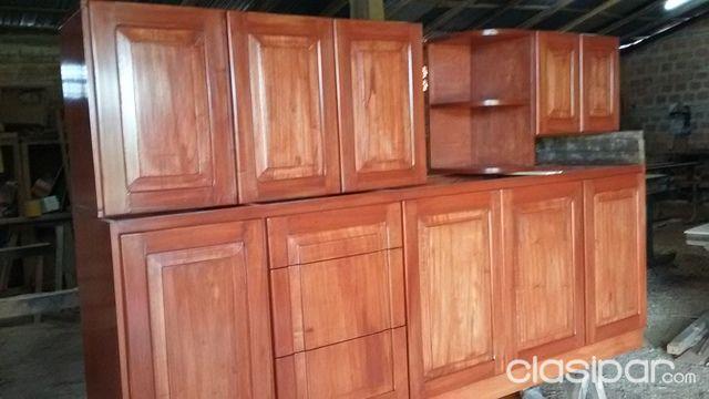 Fabricacion De Muebles Para Cocina #48858 | Clasipar.com en Paraguay