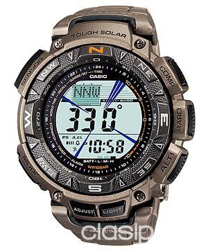 cf84ade8baa9 Relojes - Joyas - Accesorios - CASA LIZ vende Relojes CASIO MULTIFUNCIONAL  PROTREK TITANIUM 240T y