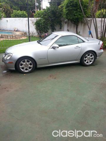 Vendo Mercedes Benz Slk 230 2001 619743 Clasipar Com En Paraguay