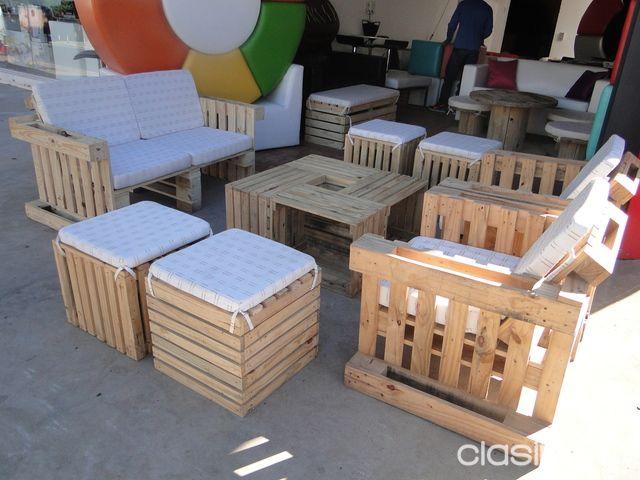 Muebles De Palets En Paraguay 68440 Clasiparcom En Paraguay - Muebles-con-pale