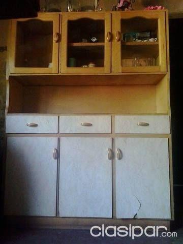 Super Oferta vendo mueble de cocina usado en muy buenas condiciones ...