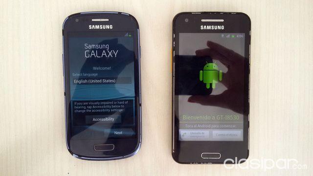 ada02905005 Celulares - Teléfonos - VENDO SAMSUNG MINI S3 Y SAMSUNG GALAXY BEAM