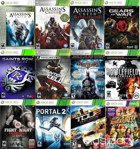 Juegos Para Xbox 360 Rgh 678690 Clasipar Com En Paraguay