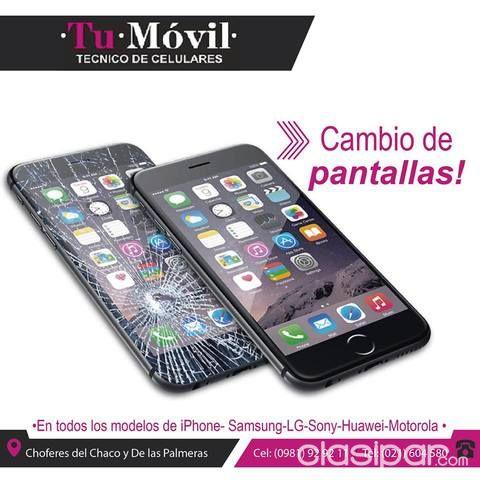 6af109d0aa7 Celulares - Teléfonos - REPARACIÓN DE CELULARES CAMBIO DE PANTALLAS/DISPLAY!