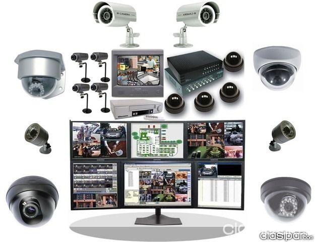 cf4015c40c429 Oficios   Técnicos   Profesionales - CAMARAS DE SEGURIDAD Instalacion de Circuito  Cerrado de TV CCTV