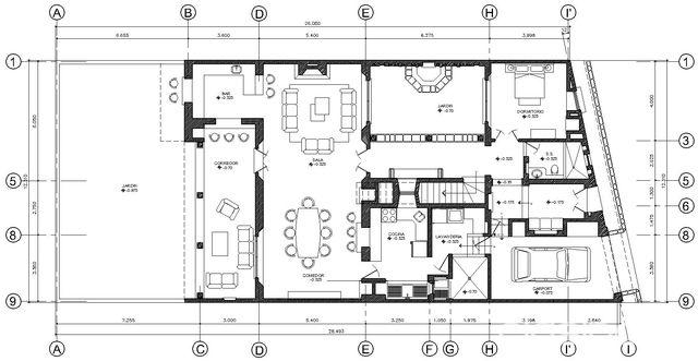 Planos Arquitectonicos Autocad 540643 En