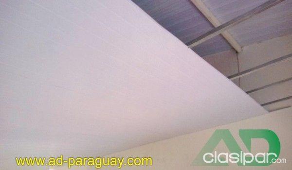 Pvc Para Cielorrasos Y Revestimientos De Paredes 96055 Clasipar - Revestimiento-de-pvc-para-paredes