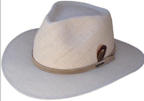 Sombrero Lagomarsino Australiano Rafia   Clasipar.com en Paraguay