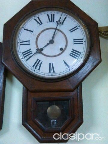 Relojes Antiguos De Pared Mesa Bolsillo Y Pulcera 800959