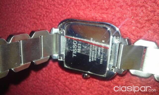 bb42335623a Ropa y calzados - Vendo Reloj Suizo Marca TISSOT