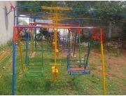 Herreria San Cayetano Te Ofrece Juegos Infantiles 64118 Clasipar