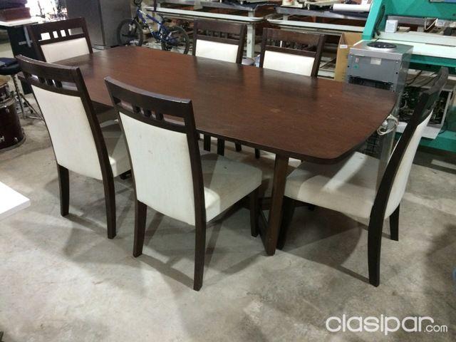 Muebles Usados a conferir! Mesa, Cómoda y Sillas. #555421