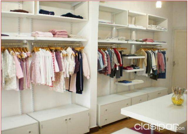 Muebles para boutique precios sin competencia 794784 en paraguay - Mobiliario zapateria infantil ...