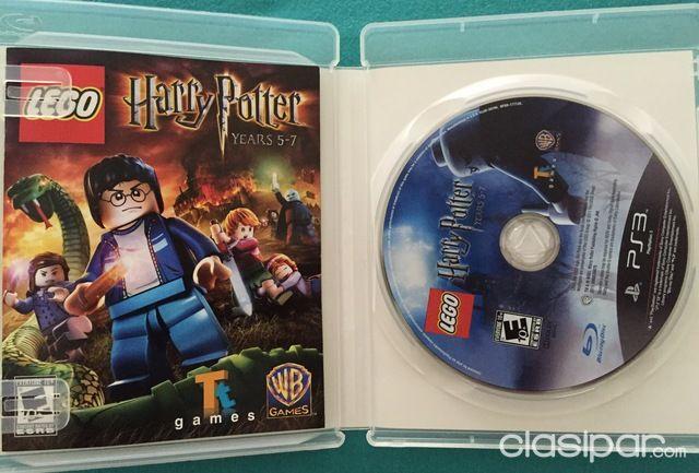 Vendo Juego De Harry Potter Lego Para Ps3 470455 Clasipar Com En