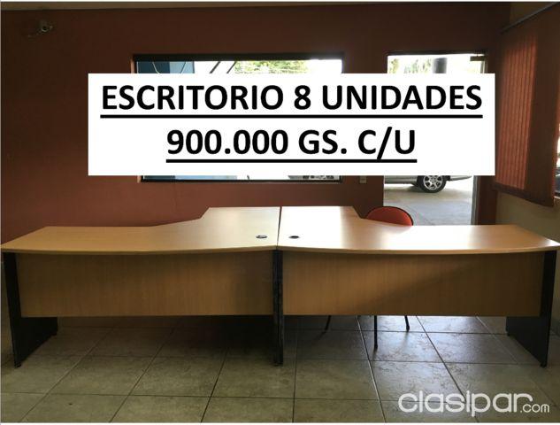MUEBLES DE OFICINA USADOS! #478673 | en Paraguay