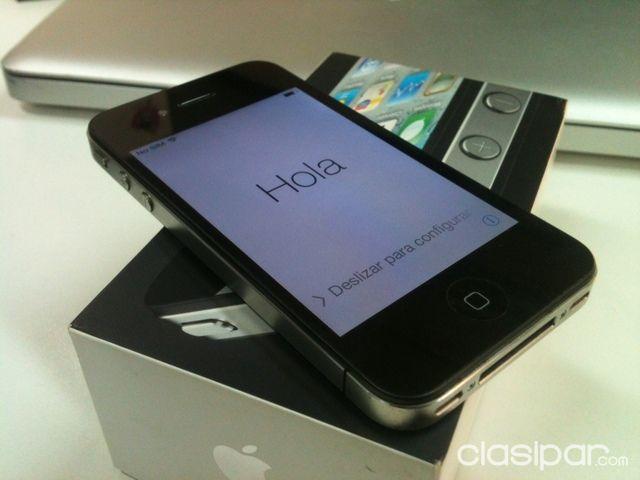 0c702dba3 iPhone 4 16 GB #5432 | Clasipar.com en Paraguay