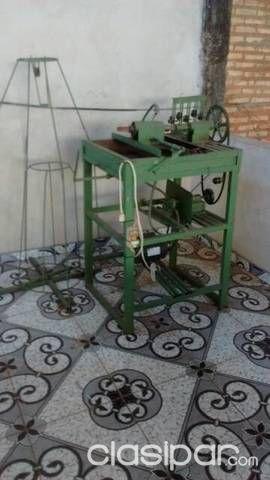 Vendo maquina para Hacer Tejido de Alambre! | Clasipar.com en Paraguay