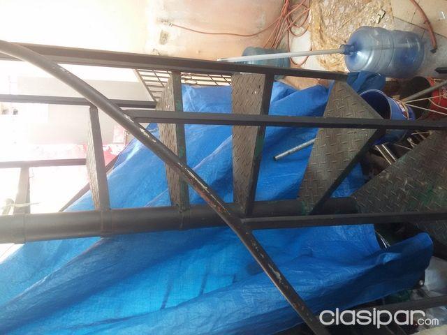 Escalera Caracol Usado de 3 metros   Clasipar.com en Paraguay