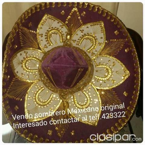 0366df8f644bf Ropa y calzados - Sombrero Mexicano