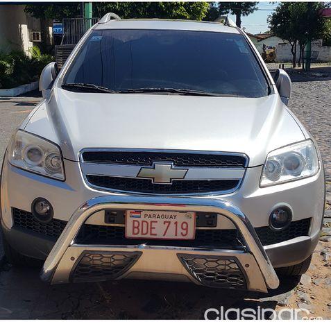 Vendo Chevrolet Captiva Ltz 2009 290942 Clasipar En Paraguay