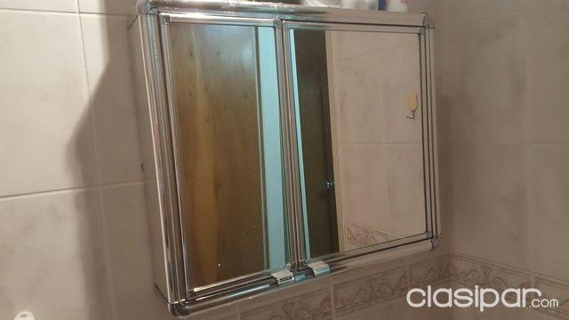 Otros Servicios   ESPEJO PARA BANO PRACTICO Y ELEGANTE 2 Puertas TIPO  BOTIQUIN