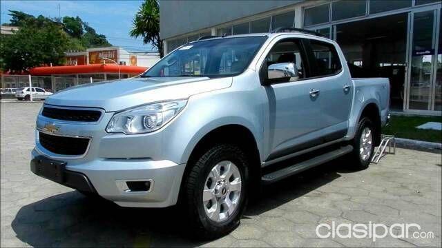 Chevrolet S10 2013 En Desarme 78898 Clasipar En Paraguay