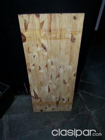 Paneles de madera de pino 319554 en paraguay - Paneles de madera para jardin ...