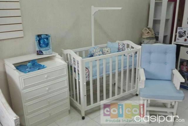 Cosas De Madera Para Bebes.Muebles De Madera Para Bebe Coi Coi Combo Cuna Comoda Y