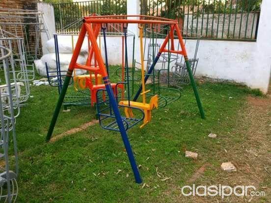 Juegos Infantiles Herreria San Miguel 809004 Clasipar Com En Paraguay