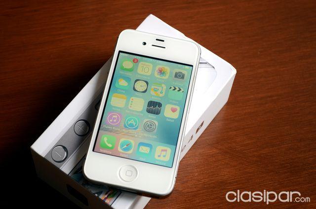 e7a17baa748 Apple iPhone 4S blanco #5501   Clasipar.com en Paraguay