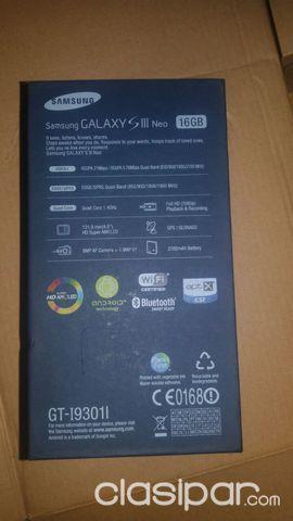 2594cc71675 Celulares - Teléfonos - SAMSUNG GALAXY S3 NEO OFERTA!