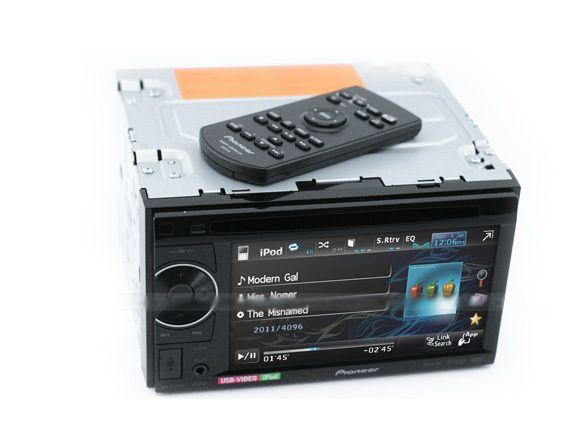Vendo Autoradio Pioneer Pantalla Usado 200064 Clasiparcom En