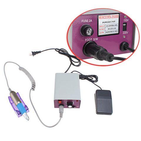 Torno Electrico Para Uñas Nuevo En Caja 131505 Clasipar