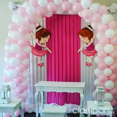 Decoraciones para cumpleaños infantiles | Clasipar.com en Paraguay