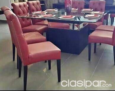 VENDO Mesa de comedor y mueble tv   Clasipar.com en Paraguay