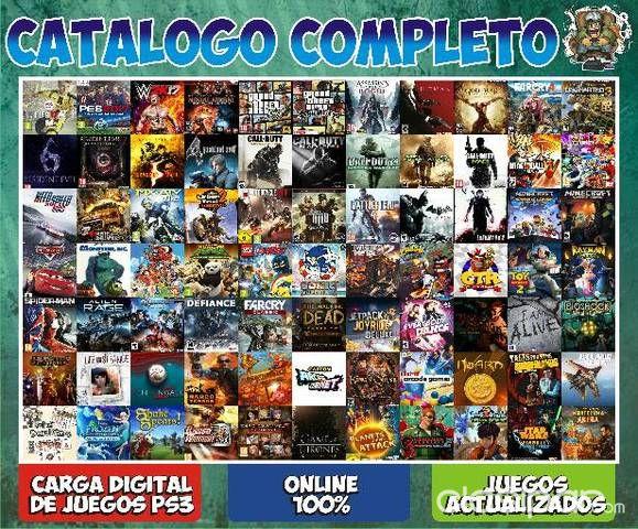 Juegos Ps3 En Digital 768362 Clasipar Com En Paraguay
