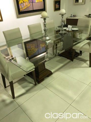 VENDO mesa de comedor!!   Clasipar.com en Paraguay