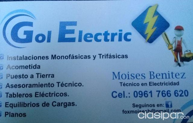Electricista Zona Luque 62103 Clasipar Com En Paraguay