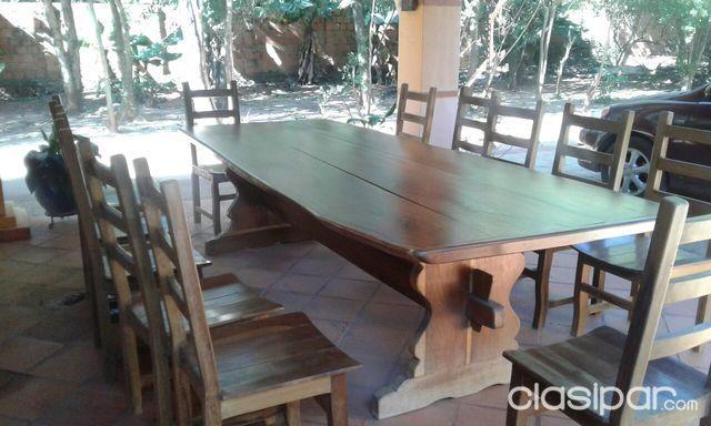 Juego de mesa y sillas para comedor #835400 | Clasipar.com en Paraguay