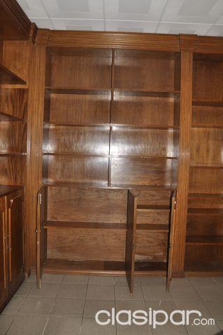 Suntuoso mueble de cedro cambio o vendo 823548 for Vendo muebles jardin