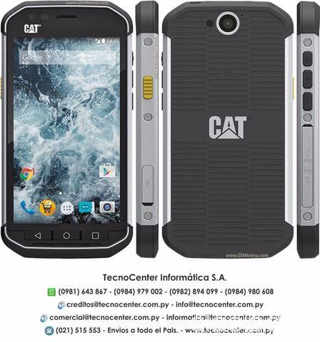 741f95224eb Celulares - Teléfonos - El SmartPhone TodoTerreno que buscas. CAT S40 en  cuotas de Gs