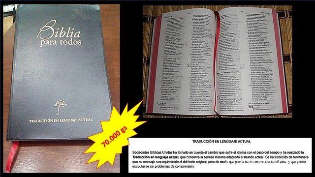 Oferta Biblias Cristianas Usadas 92736 Clasiparcom En Paraguay