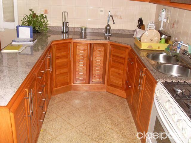 MUEBLES DE COCINA - DISEÑO, FABRICACIÓN Y RE #97274 | Clasipar.com ...
