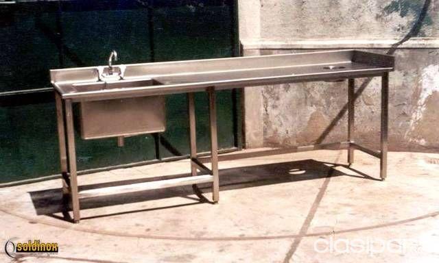 Mesas acero inoxidable buen precio 32068 en paraguay - Muebles a buen precio ...