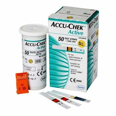 84e87eeef Accuchek Active tiras reactivas #795806 | Clasipar.com en Paraguay